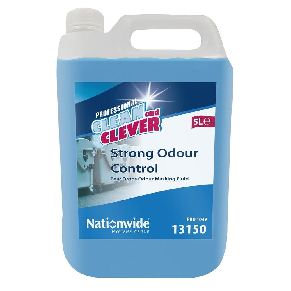 Clean & Clever Strong Odour Control