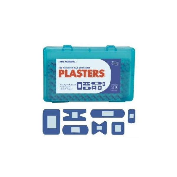 Assorted Plasters - Blue