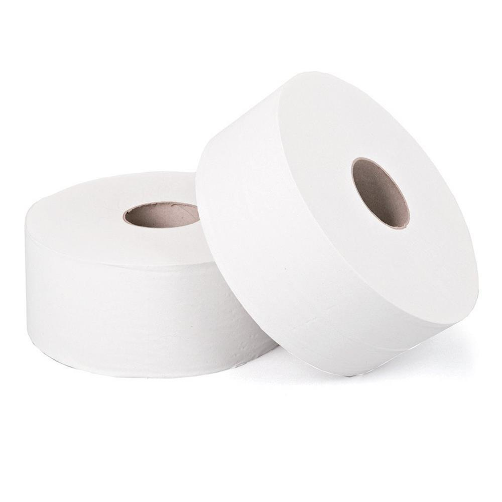 Small Core 400m Jumbo Toilet Rolls