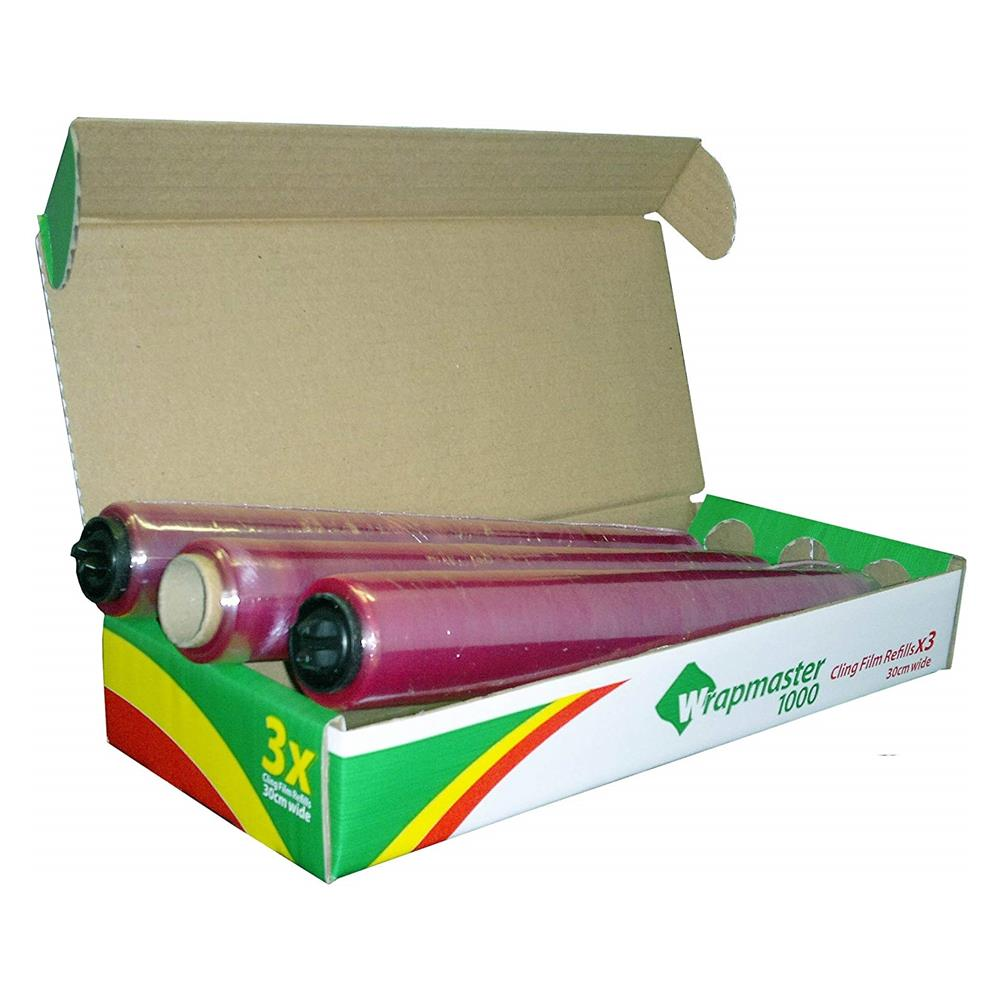 Wrapmaster 1000 Clingfilm