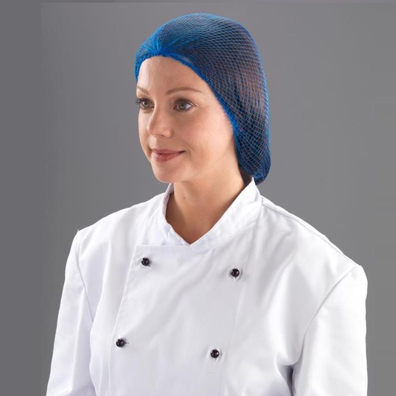 Hairnet Ring - Blue
