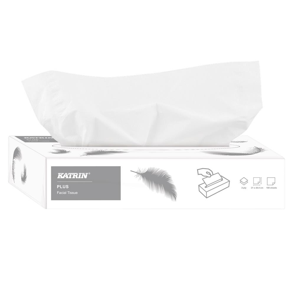 Katrin Plus Facial Tissue
