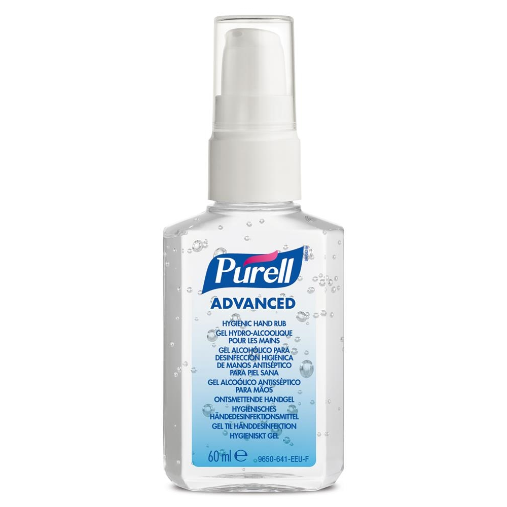 Purell Advanced Hygienic Hand Rub Personal Issue