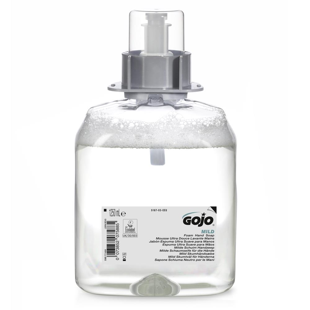 GoJo Mild Foam Hand Wash Fragrance Free