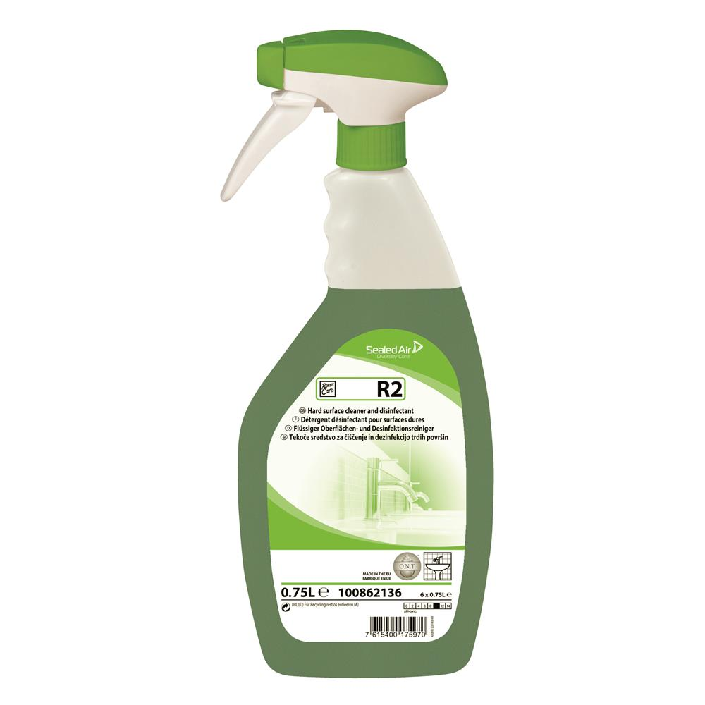 Taski R2 Hard Surface Cleaner & Disinfectant