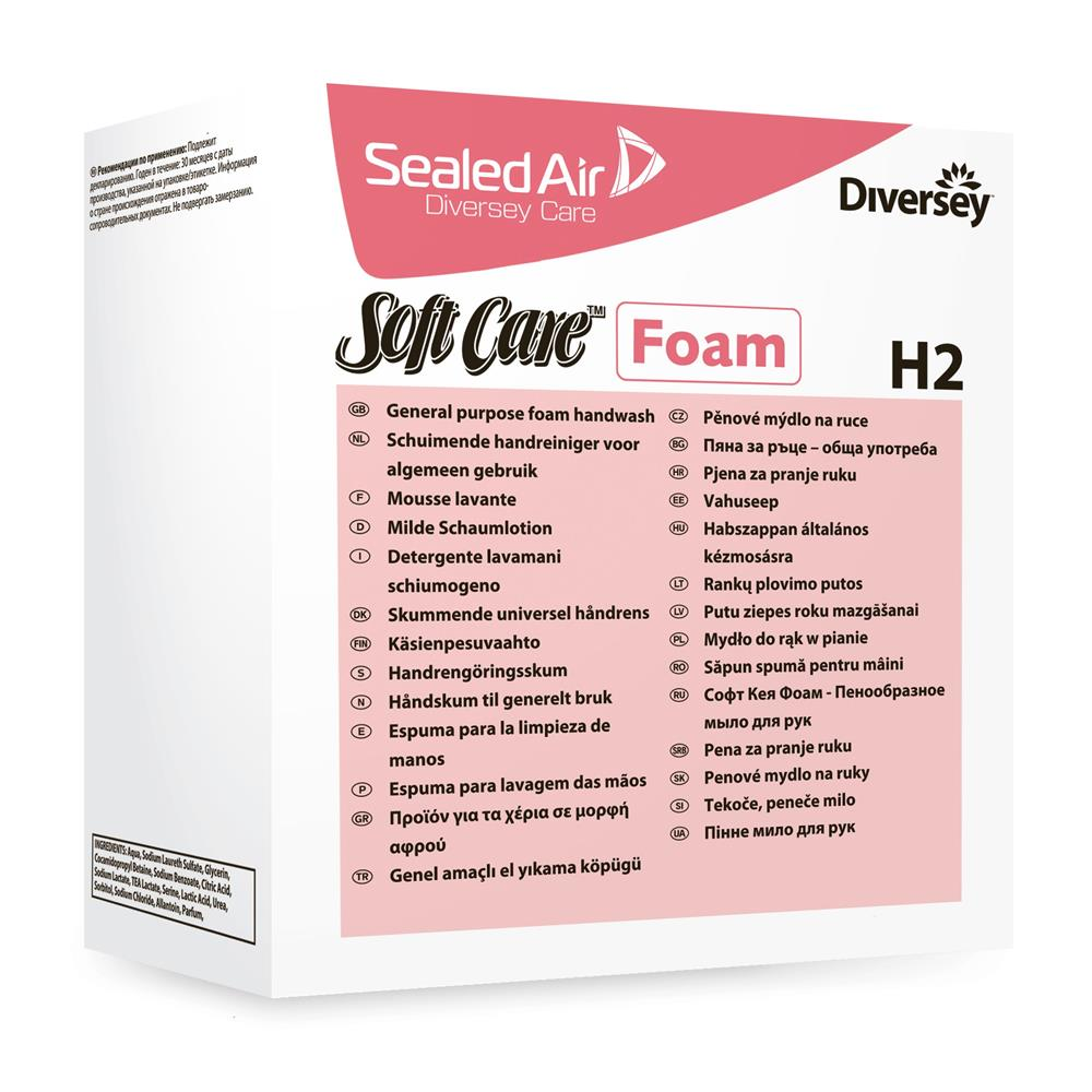 Soft Care Foam H2