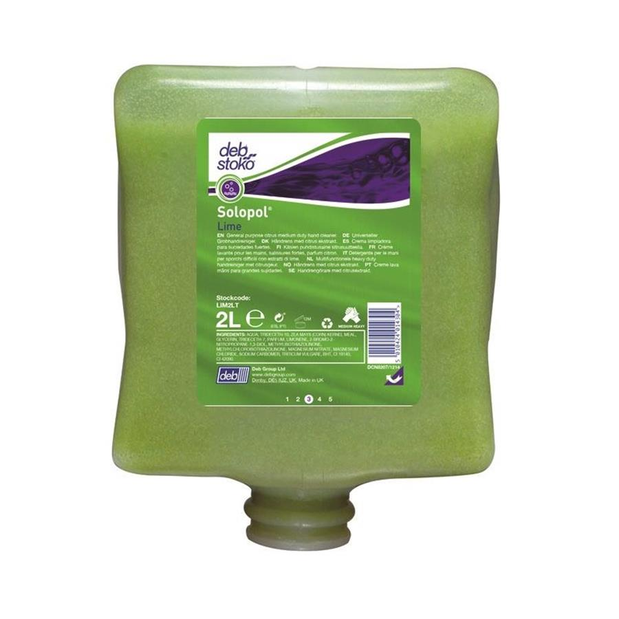 Solopol Lime 2000 cartridge