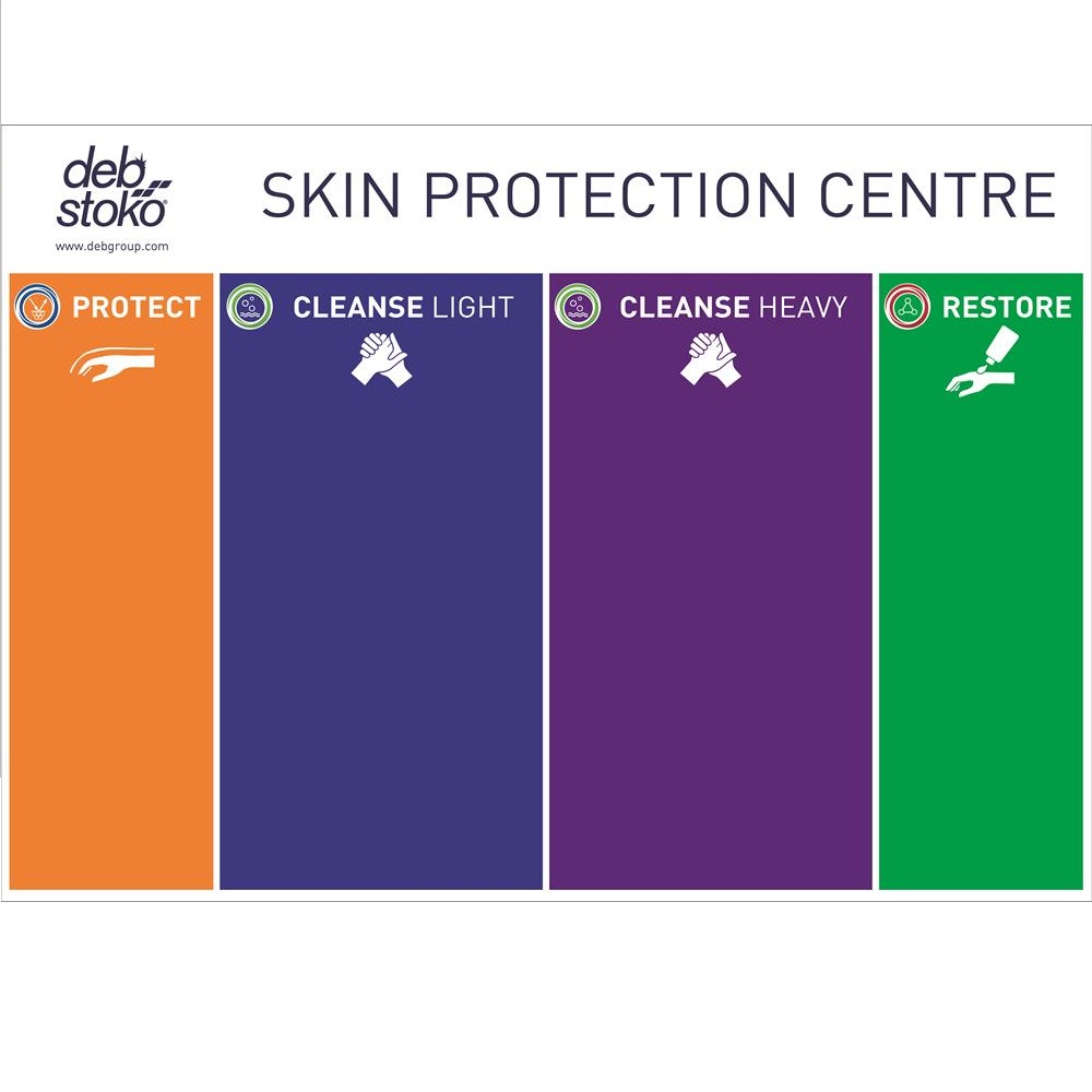 Deb Skin Safety Board