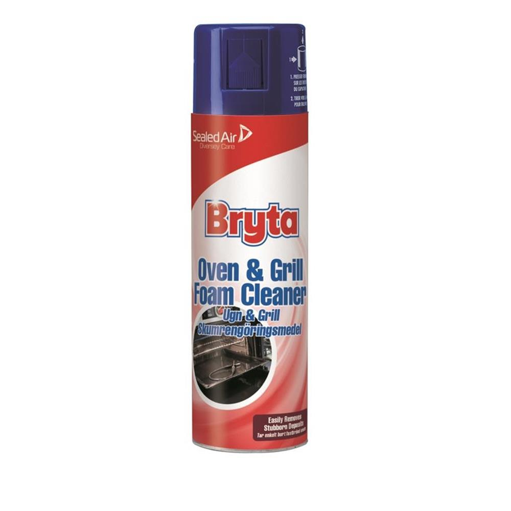 Bryta Oven & Grill Foam Cleaner