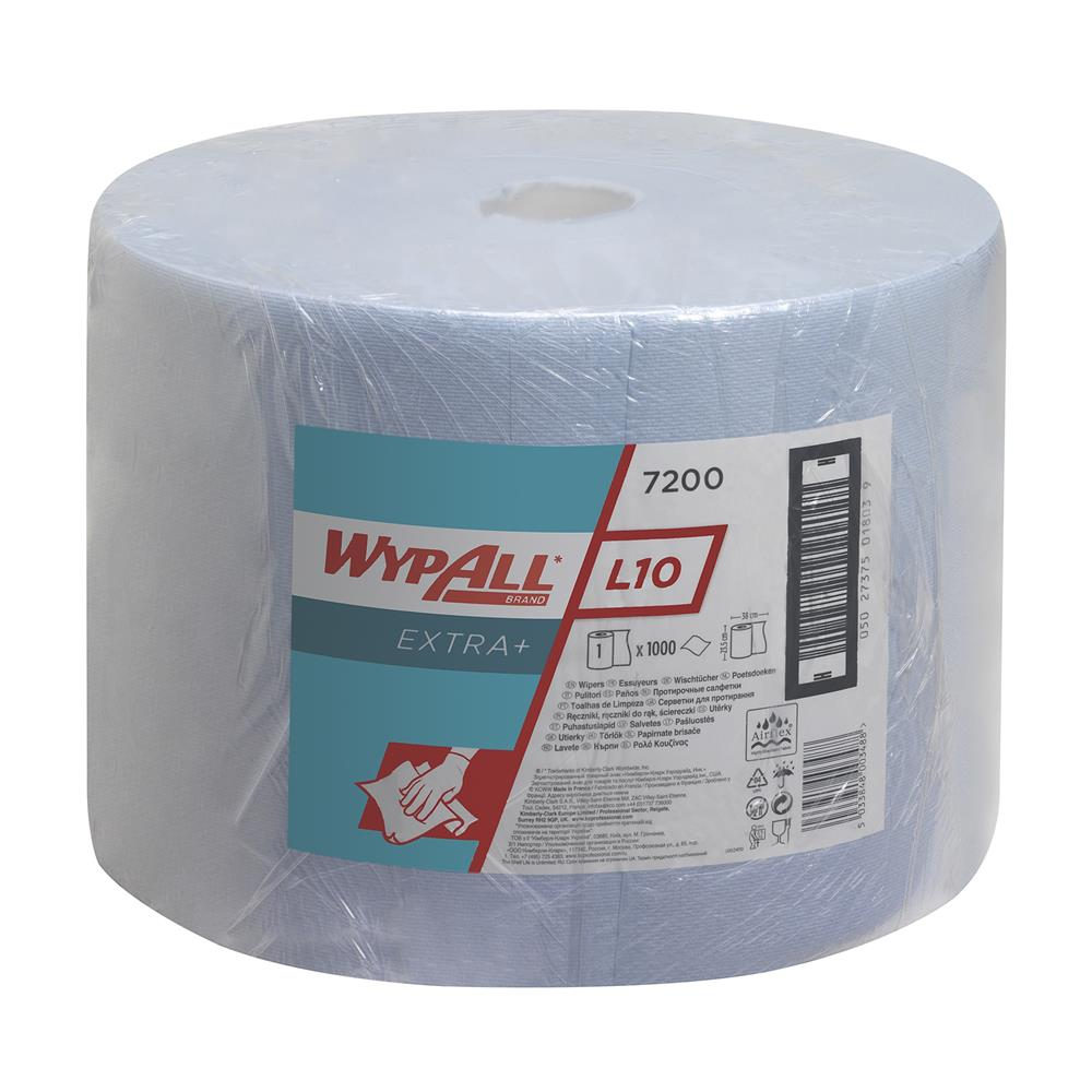 KC Wypall L20 Wipers - Large Roll -bl
