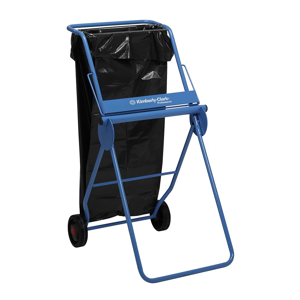 Kimberly Clark Mobile Stand Wiper Dispenser - Larg
