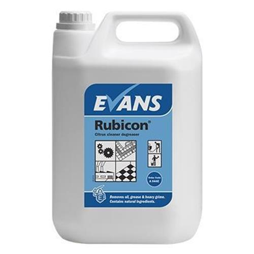 Evans Rubicon Citrus Cleaner Degreaser