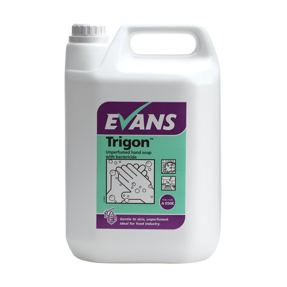 Evans Trigon Unperfumed Hand Wash