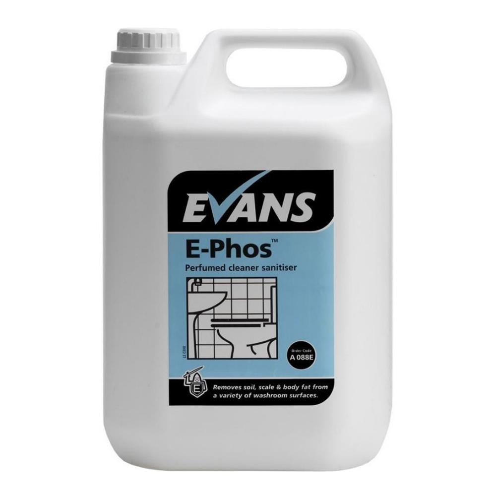 Evans E Phos Toilet Cleaner