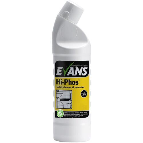 Evans Hi Phos Toilet Cleaner