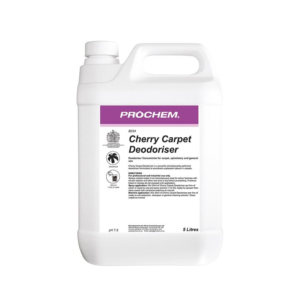 Prochem Cherry Carpet Deodoriser