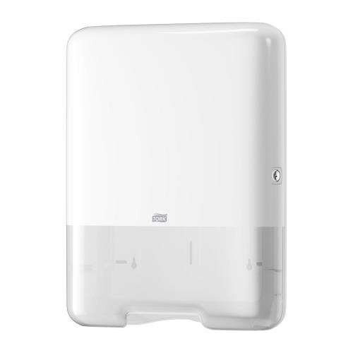 Tork Singlefold/C-fold Hand Towel Dispenser -White