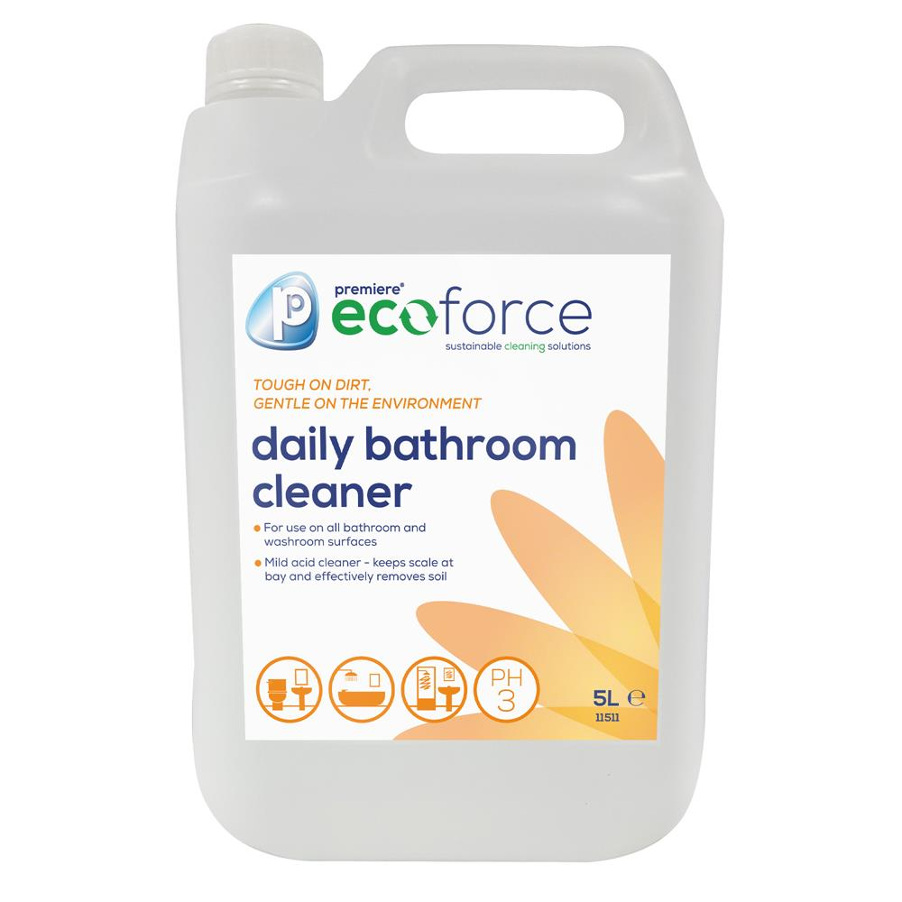 Ecoforce Daily Bathroom Cleaner