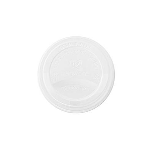 Vegware 12oz White Hot Cup Lids