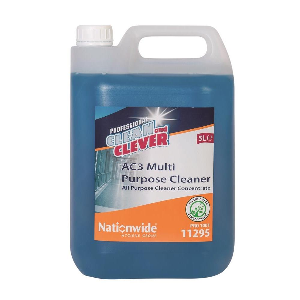 Clean & Clever AC3 Multi Purpose Cleaner