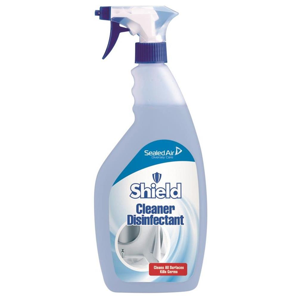 Shield Cleaner Disinfectant - Trigger