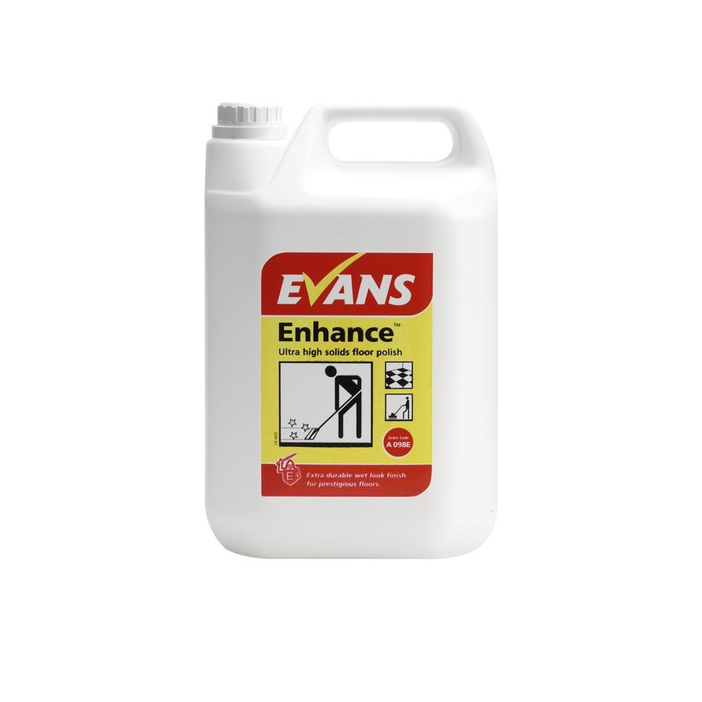 Evans Enhance Floor Polish