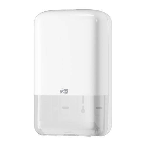 Tork Folded Toilet Paper Dispenser - White