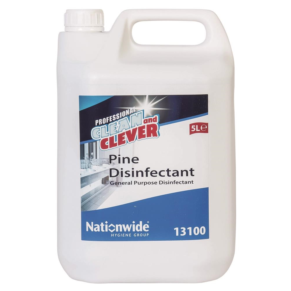 Clean & Clever Pine Disinfectant